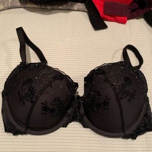 Dream Angels Lined Demi Bra 34D